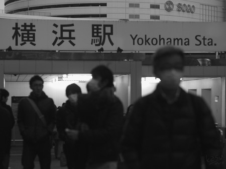 Yokohamasta