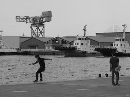 Skateborders